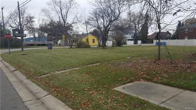 Gibraltar Residential Lots & Land For Sale: 29223 Adams Drive