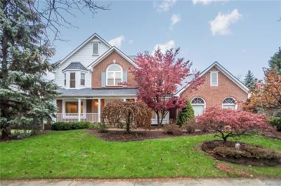 Novi Single Family Home For Sale: 46318 Cordoba Drive
