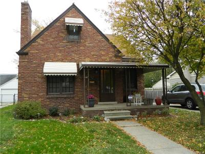 Eastpointe Single Family Home For Sale: 22152 Hayes Avenue