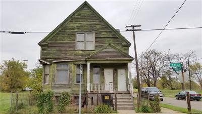 Multi Family Home For Sale: 3700 Saint Aubin Street