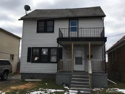 Multi Family Home For Sale: 8032 Stephens Road