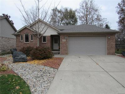 Sterling Heights Single Family Home For Sale: 43244 Tall Pines Court