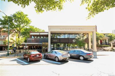 Commercial For Sale: 470-474 N Old Woodward Avenue