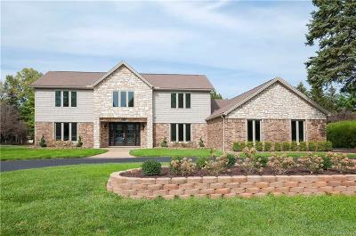 Bloomfield Hills Single Family Home For Sale: 2118 Coach Way Court
