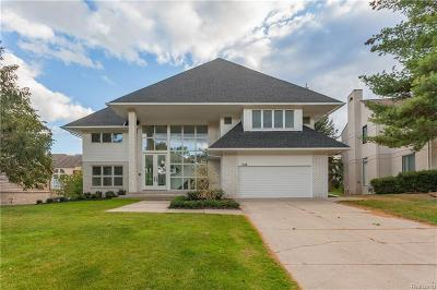 West Bloomfield, West Bloomfield Twp Single Family Home For Sale: 4128 Autumn Ridge Drive