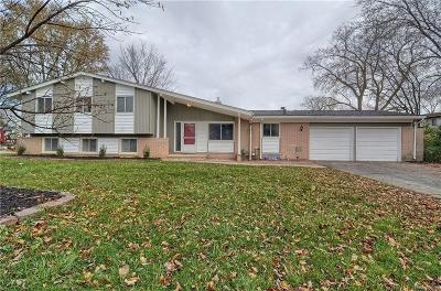 West Bloomfield Twp Single Family Home For Sale: 7271 Stonebrook Road