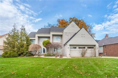 Waterford Twp Single Family Home For Sale: 1139 Forest Bay Drive