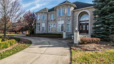 Rochester Hills Single Family Home For Sale: 675 Majestic Drive