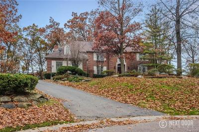 Bloomfield Twp Single Family Home For Sale: 1595 Heronwood Court