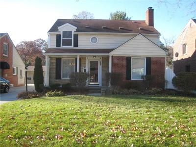 Dearborn Single Family Home For Sale: 725 Highview Street