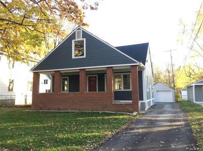 Grosse Ile, Gross Ile, Grosse Ile Twp Single Family Home For Sale: 8729 Bellevue Road