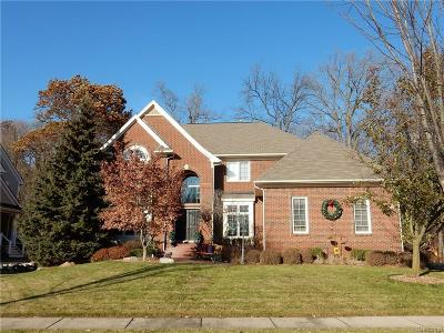 NOVI Single Family Home For Sale: 30165 Sterling Drive