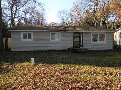Single Family Home For Sale: 4901 Lake Grove Drive