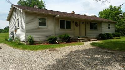 Holly Twp, Holly Vlg, Holly Single Family Home For Sale: 15170 Fish Lake Road