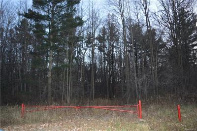 Clay Twp MI Residential Lots & Land For Sale: $36,900