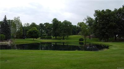 Rochester, Rochester Hills Residential Lots & Land For Sale: 1940 Oak Pointe Drive