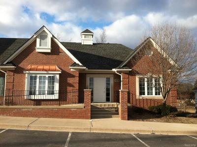 Oakland County Commercial For Sale: 210 W Highland Road Road