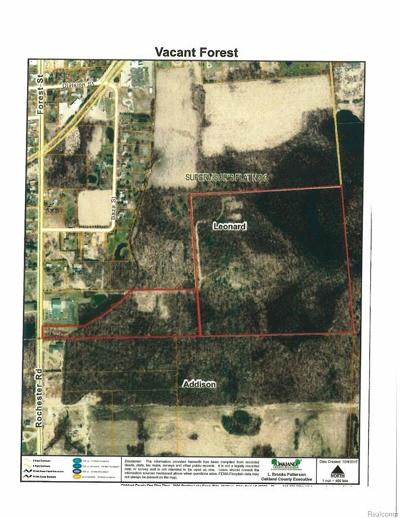 Residential Lots & Land For Sale: Vacant Forest