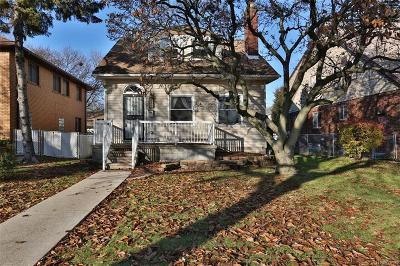 Wyandotte Single Family Home For Sale: 430 Biddle Avenue