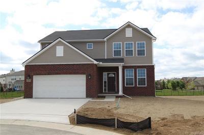 Taylor Single Family Home For Sale: 9858 Island Lake Drive