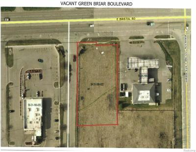 Commercial Lots & Land For Sale: Vacant Green Briar Boulevard