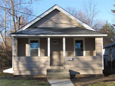 Single Family Home For Sale: 452 S Anderson Avenue