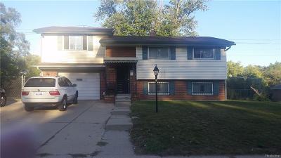 Inkster Single Family Home For Sale: 3233 Moore Street E