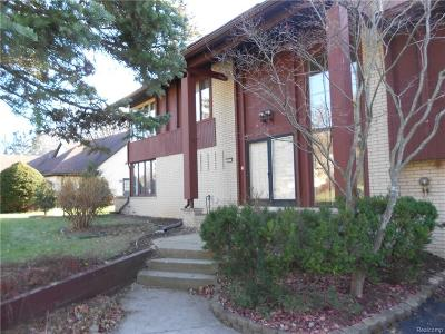 West Bloomfield, West Bloomfield Twp Single Family Home For Sale: 3293 Woodview Lake Road