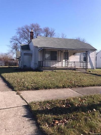 Wayne Single Family Home For Sale: 3523 Swanson Street