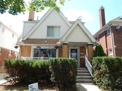 Dearborn Single Family Home For Sale: 7107 Appoline Street