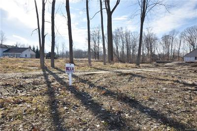 Sterling Heights Residential Lots & Land For Sale: Vacant Corkwood Drive