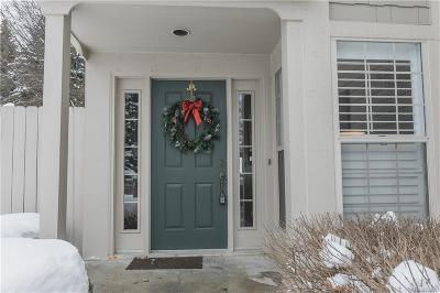 Bloomfield Twp Condo/Townhouse For Sale: 516 Newburne Pointe #52`