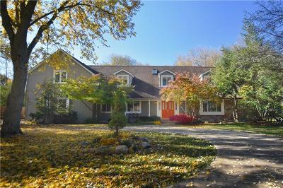 Bloomfield Hills Single Family Home For Sale: 1825 Huntingwood Lane