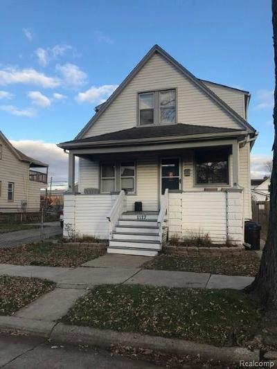 Wyandotte Single Family Home For Sale: 1117 3rd Street