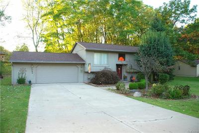 Single Family Home For Sale: 3365 Ridge Road N