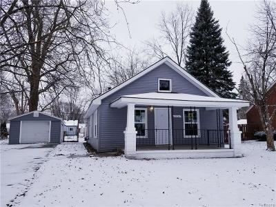 Dearborn Heights Single Family Home For Sale: 25701 Carlysle Street