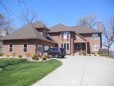 Grosse Ile, Gross Ile, Grosse Ile Twp Single Family Home For Sale: 18016 Meridian Road