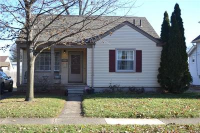 Single Family Home For Sale: 310 N Kenwood Avenue