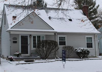 Single Family Home For Sale: 3703 Hunter Avenue