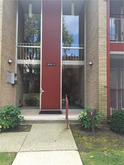 Livonia Rental For Rent: 16511 Middlebelt Road #2
