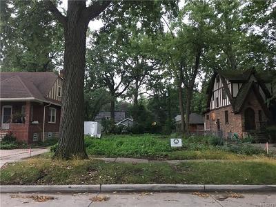 Pleasant Ridge Residential Lots & Land For Sale: 48 Kensington