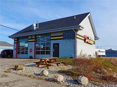 White Lake Twp Commercial For Sale: 10300 Highland Road