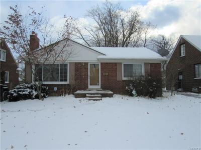 Birmingham Single Family Home For Sale: 2168 Manchester Road