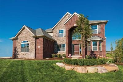 Single Family Home For Sale: 0123 Devins Ridge