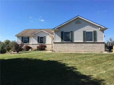 Swartz Creek Single Family Home Sold: 10194 Sharp Rd Road