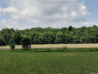 Livingston County Residential Lots & Land For Sale: 5525 Fleming Road