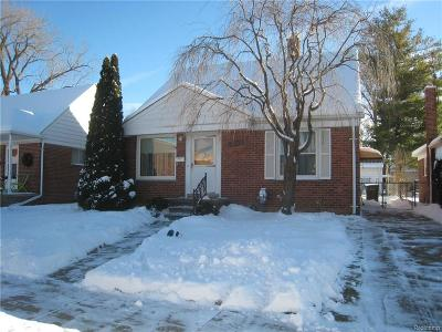 Dearborn Single Family Home For Sale: 22445 Park Street