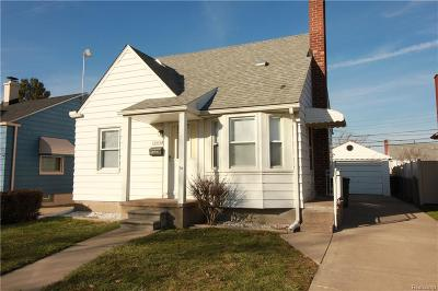 Southgate Single Family Home For Sale: 12948 Pullman Street