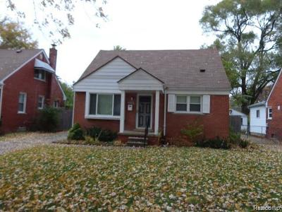 Dearborn Heights Single Family Home For Sale: 25730 Orchard Drive