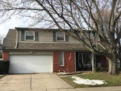 Trenton Single Family Home For Sale: 1710 Evergreen